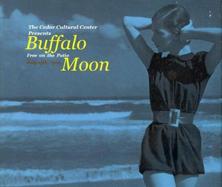 Buffalo Moon at the Cedar