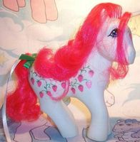My Little Pony: Strawberry Fair
