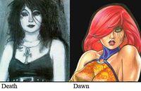Death and Dawn