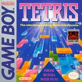 Tetris Game Boy Box