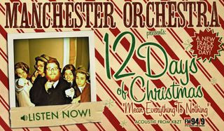 The Manchester Orchestra - 12 Days of Christmas