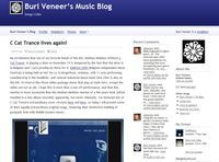 Burl Veneer's Music Blog
