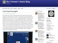 Burl Veneer's Music Blog