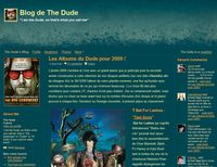 blog de The Dude