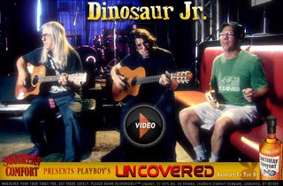 Dinosaur Jr on Playboy