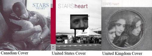 Stars - Hearts covers