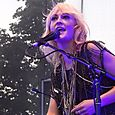 Emily Hines from Metric