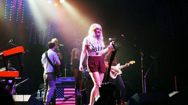 Caroline Smith at First Avenue, Minneapolis (09/27/13) - W♥M