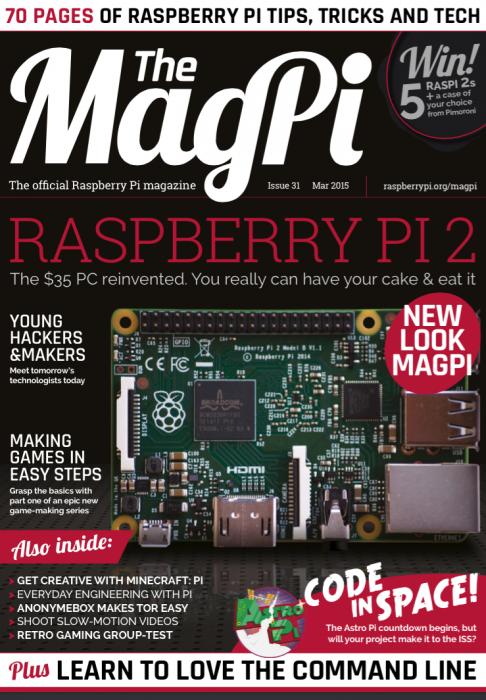 Raspberry Pi 2 - W♥M