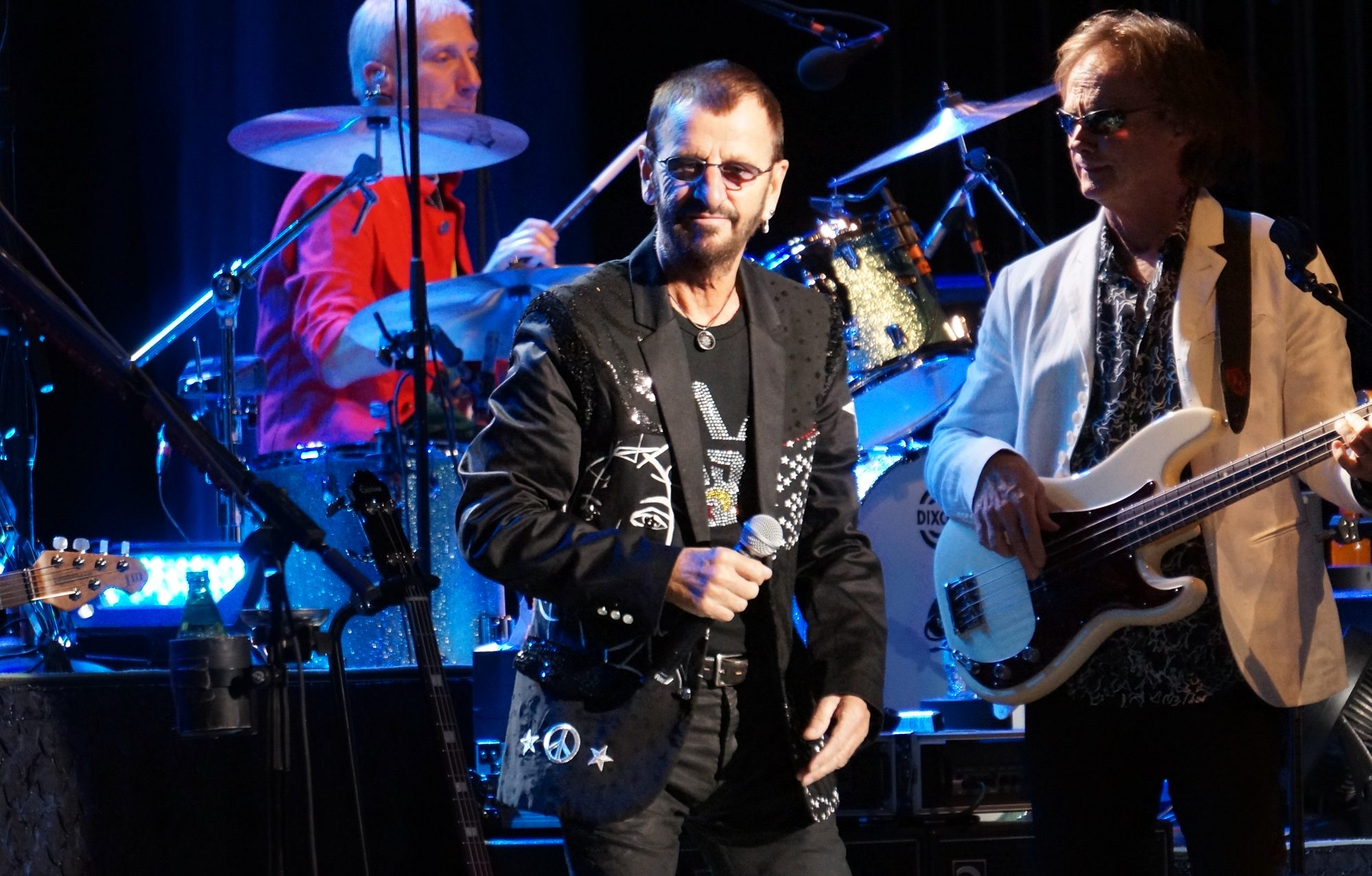 Ringo Starr And His All Band At State Theatre Minneapolis 16