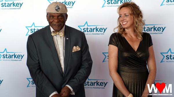 Starkey Hearing Foundation Gala Red Carpet At