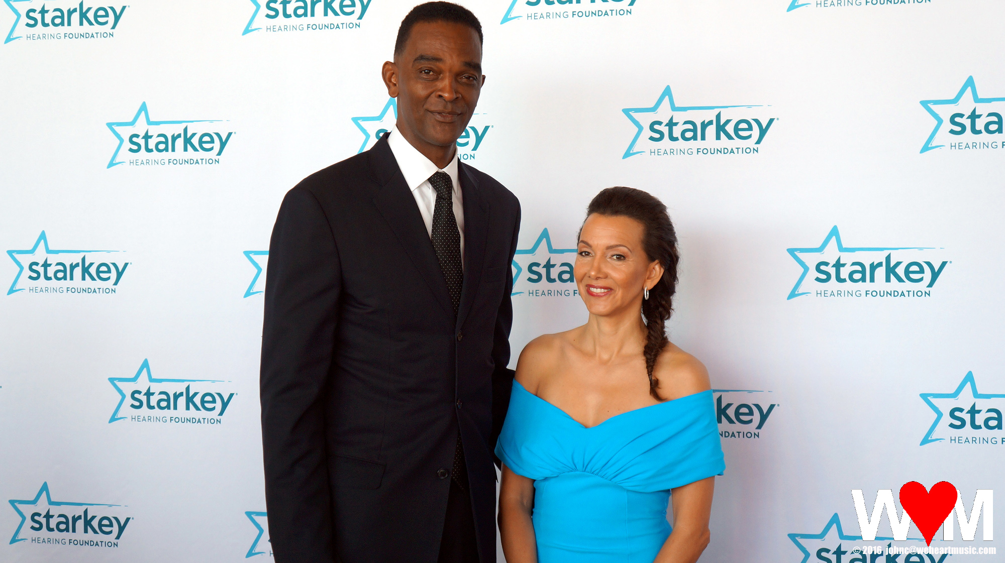 Starkey Hearing Foundation Gala Red Carpet at Rivercentre St