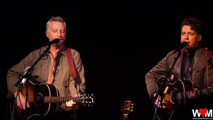 Billy Bragg and Joe Henry