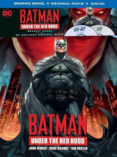 Batman: Under the Red Hood HD Stream Deutsch Zusehen ...