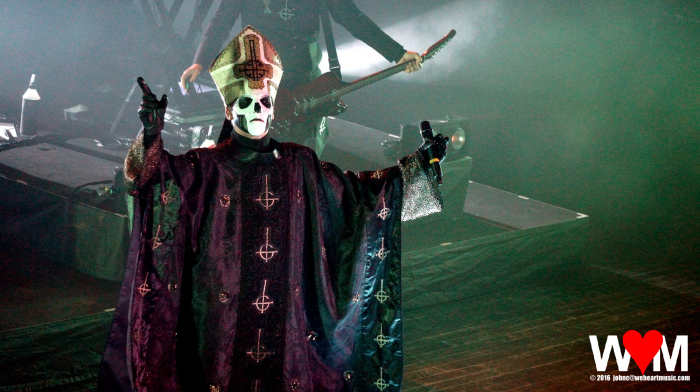 Ghost at Myth, Maplewood, MN (28 July 2016)