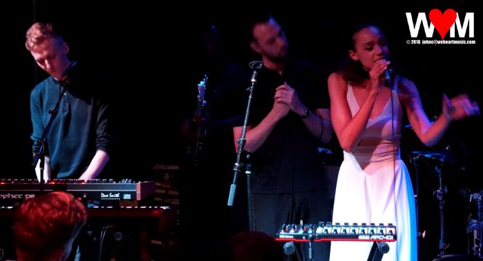 HONNE w/ JONES at Triple Rock Social Club, Minneapolis (05 Aug 2016)