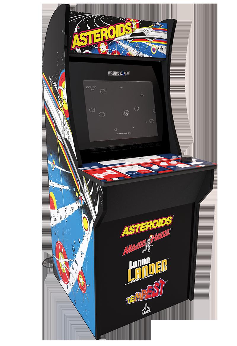 Arcade1Up: Asteroids - W♥M