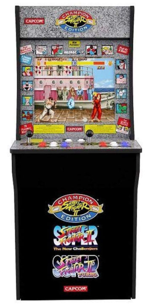 W♥M: Arcade1Up