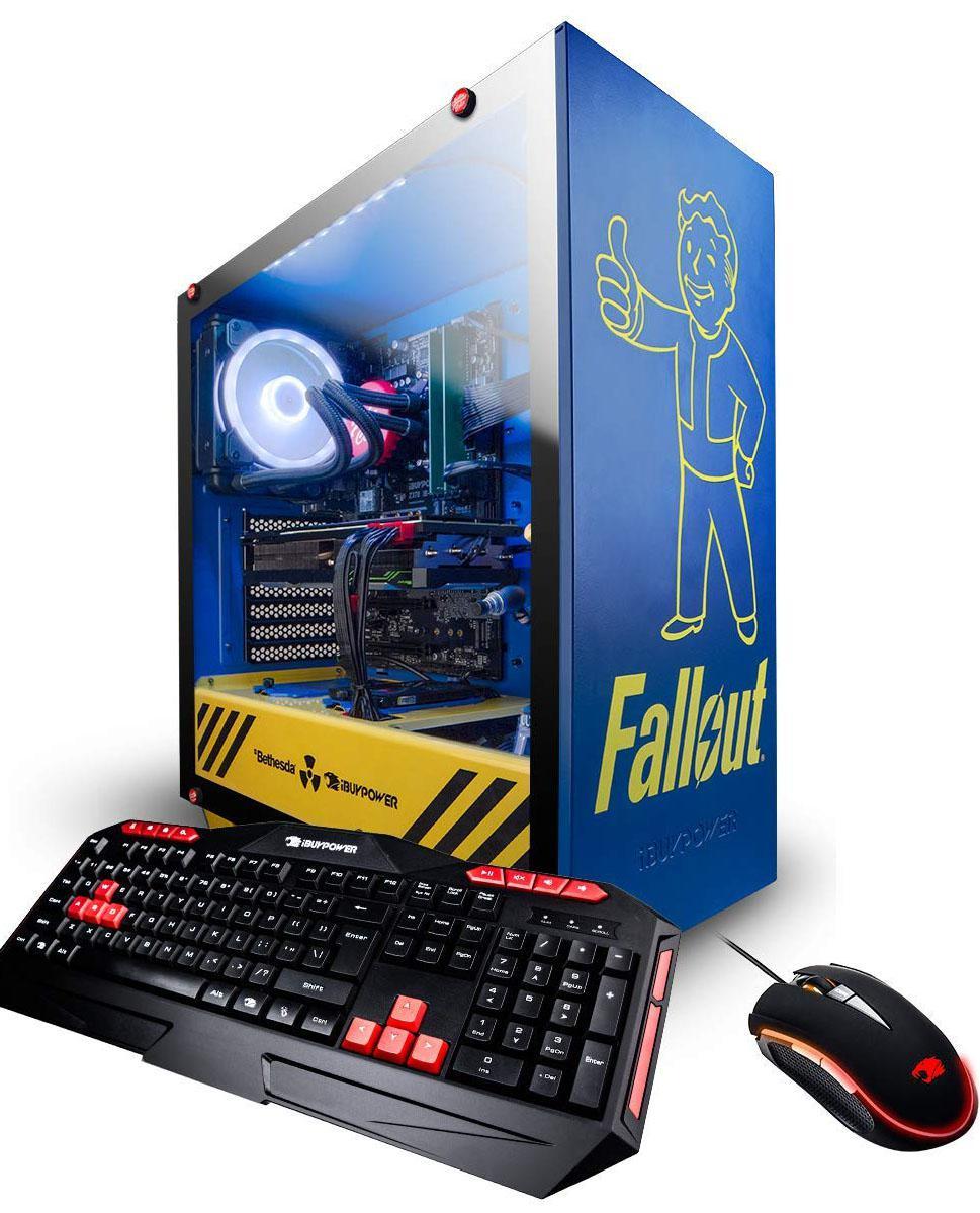 85e4dfa740a iBuyPower Fallout Gaming PC