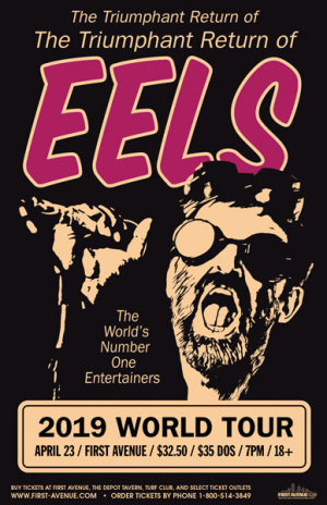 W♥M: Eels