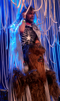 Wayne Coyne on Chewbacca