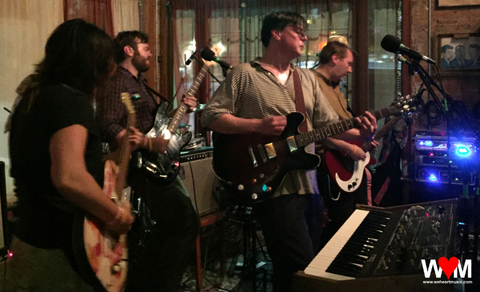 Elf Power at Little Kings Shuffle Club, Athens (10 Aug 2016)