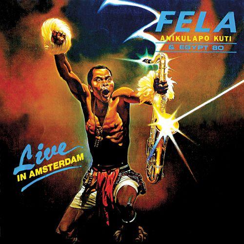 Fela: Live in Amsterdam