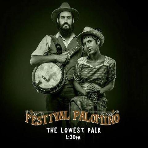 Festival Palomino Lowest Pair