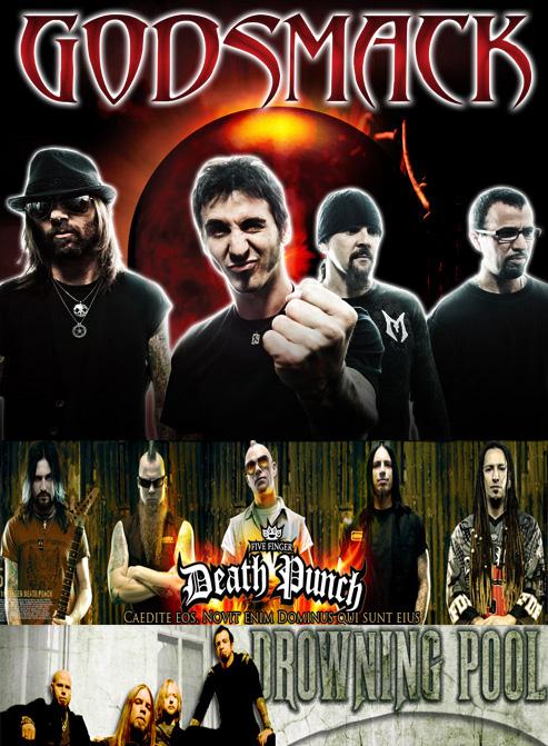 Godsmacktour