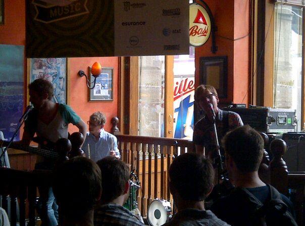 Squarehead at Full Irish Breakfast Show (03/16/12)